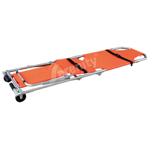 Folding Stretcher With Wheel SR F13