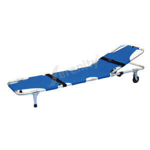 Folding Stretcher With Wheel SR F2