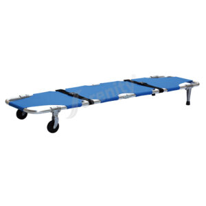 Folding Stretcher With Wheel SR F5