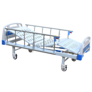 Manual bed double crank SR-B02C.
