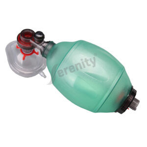 PVC Manual Resuscitator Adult