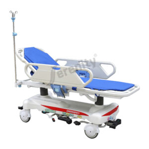 patient transport trolley stretcher