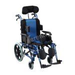 Reclining Wheelchair FS958LBCGPY