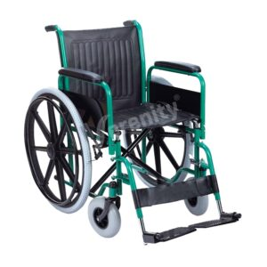 Steel Wheelchair SR901B