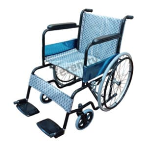 Steel Wheelchair SR809PC