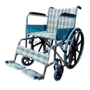 Steel Wheelchair SR 809S