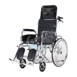 Commode Wheelchair SR 609 3in1