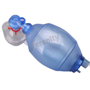 Silicone Manual Resuscitator Adult