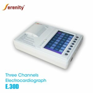 Serenity ECG Monitor 3 Channel type E.30D