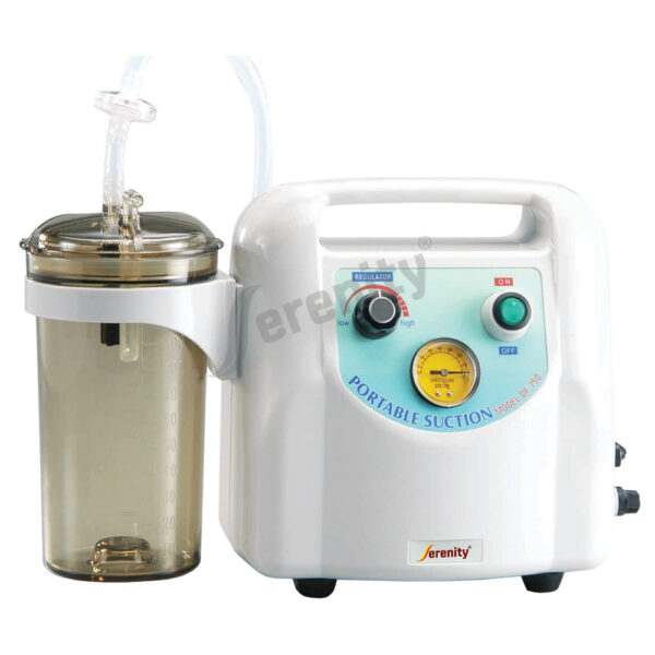 Portable-suction-unit-aspirator-DF750