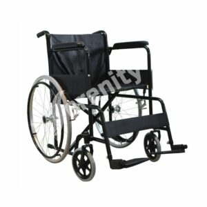 STEEL WHEELCHAIR SR-809PC