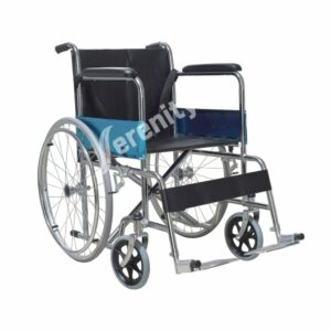 STEEL WHEELCHAIR SR-809S