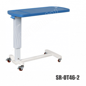 Hospital Overbed Table tipe